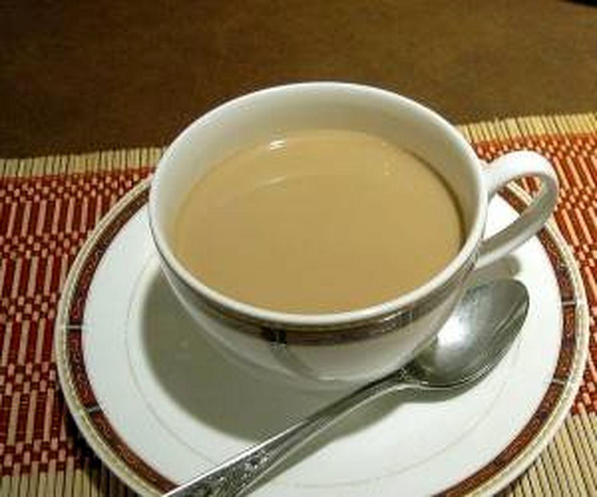 دوبرابر بودن خاصیت این چای نسبت به چای سیاه